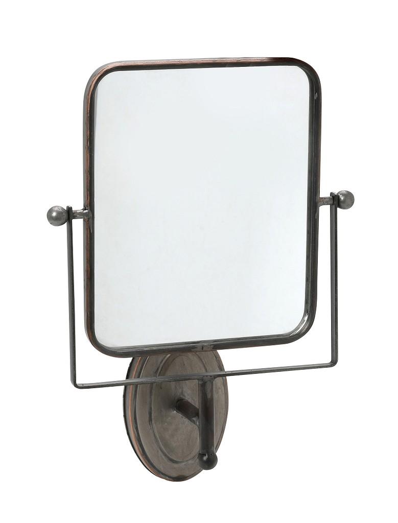 Καθρέπτης Μεταλλικός ESPIEL 32,5x12x46,5εκ. FUT208 (Υλικό: Μεταλλικό) – ESPIEL – FUT208