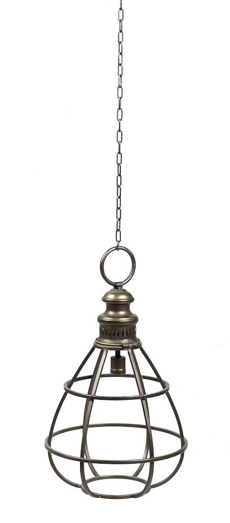 Φωτιστικό Οροφής Μεταλλικό ESPIEL 27x40εκ. FUT236 - ESPIEL - FUT236 διακοσμηση υπνοδωμάτιο φωτιστικά