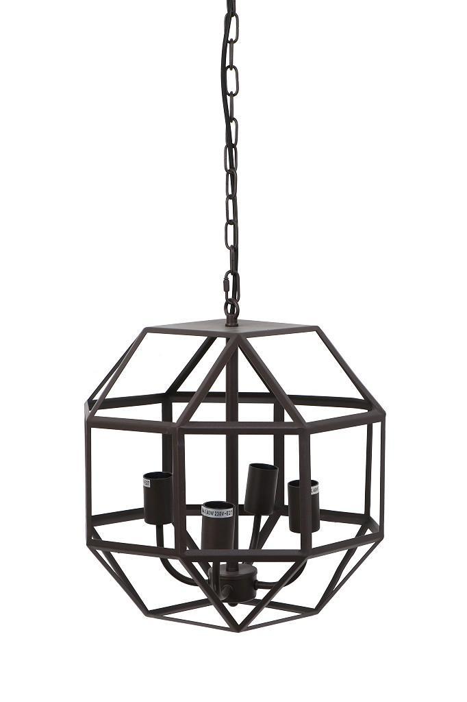 Φωτιστικό Οροφής ESPIEL 37x39εκ. SLA104 - ESPIEL - SLA104 διακοσμηση υπνοδωμάτιο φωτιστικά