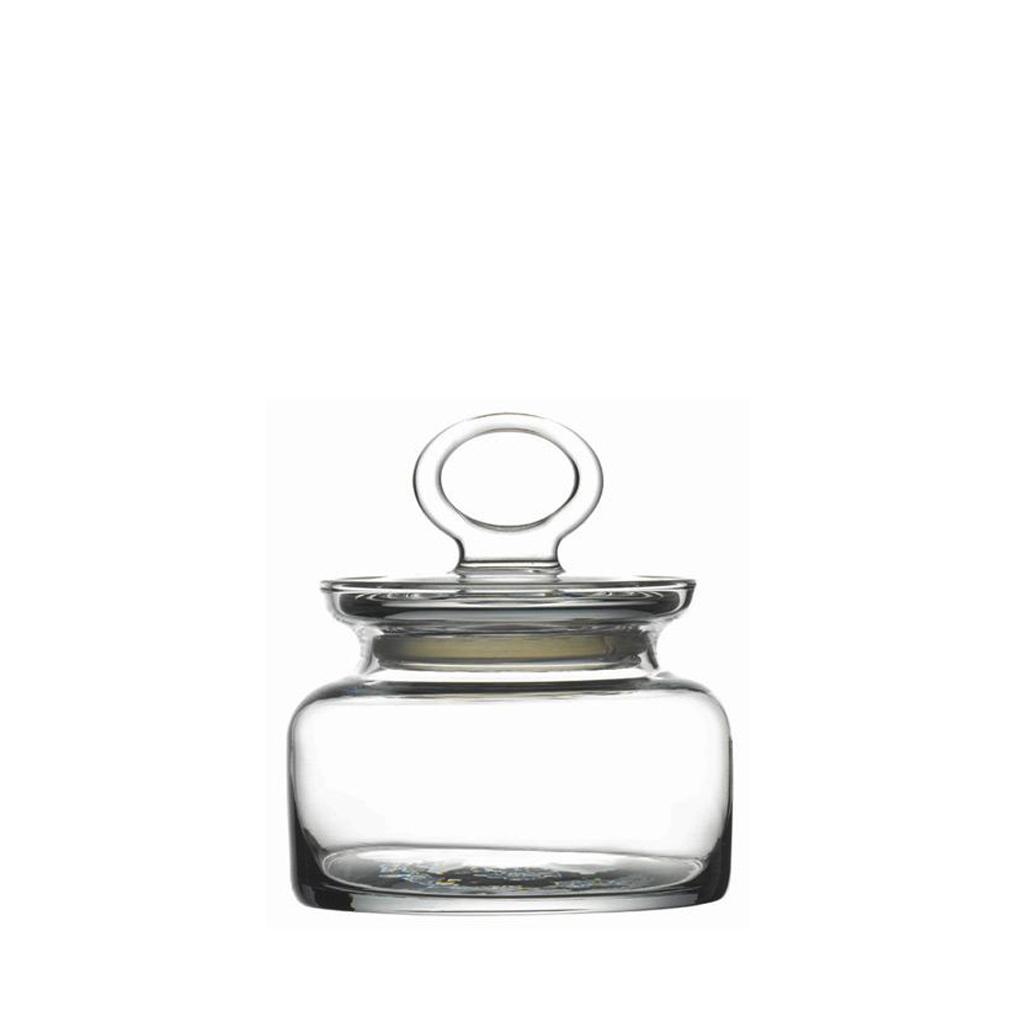 Βάζο Γυάλινο με Καπάκι Δ13,6×11,8εκ. ESPIEL CAM1015 – ESPIEL – CAM1015