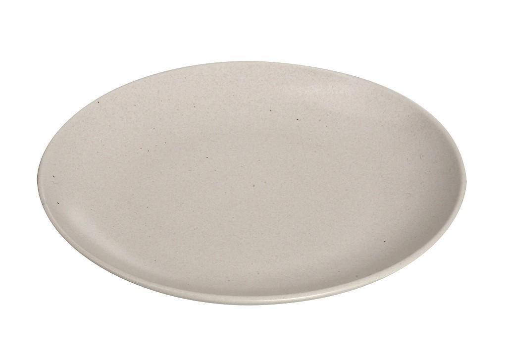 Πιάτο Ρηχό Πορσελάνης Terra Matt Cream ESPIEL 26,5εκ. TLP101K6 (Υλικό: Πορσελάνη, Χρώμα: Κρεμ) – ESPIEL – TLP101K6