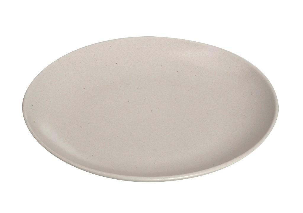 Πιάτο Φρούτου Πορσελάνης Terra Matt Cream ESPIEL 19εκ. TLP103K6 (Υλικό: Πορσελάνη, Χρώμα: Κρεμ) – ESPIEL – TLP103K6