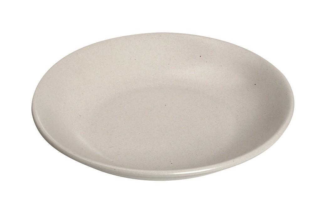 Πιάτο Βαθύ Πορσελάνης Terra Matt Cream ESPIEL 23,5×4εκ. TLP104K6 (Υλικό: Πορσελάνη, Χρώμα: Κρεμ) – ESPIEL – TLP104K6
