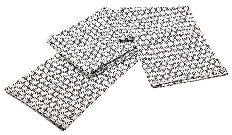 Τραπεζομάντηλο Βαμβακερό ESPIEL 120×120εκ. TEX211 (Ύφασμα: Βαμβάκι 100%, Χρώμα: Λευκό) – ESPIEL – TEX211