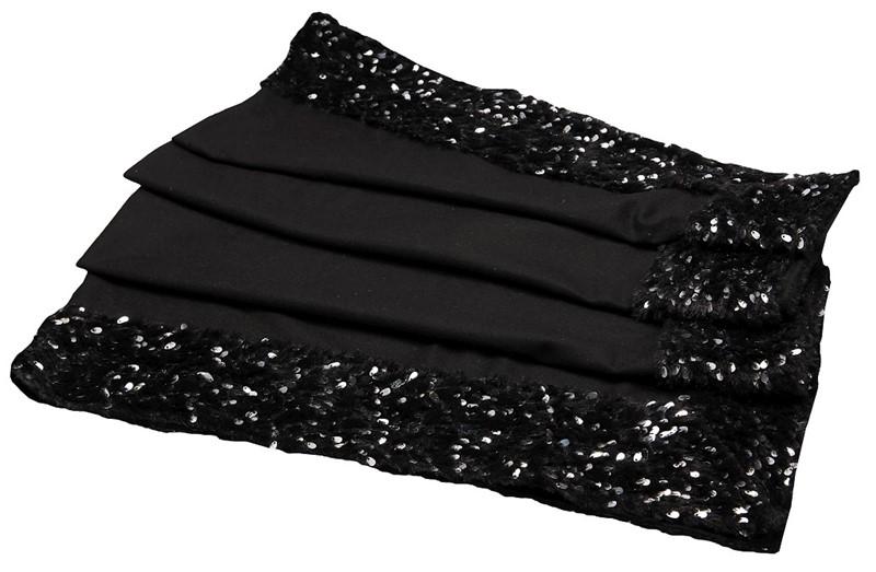 Τραπεζομάντηλο Υφασμάτινο Με Παγιέτες ESPIEL 180×140εκ. HEM107 – ESPIEL – HEM107