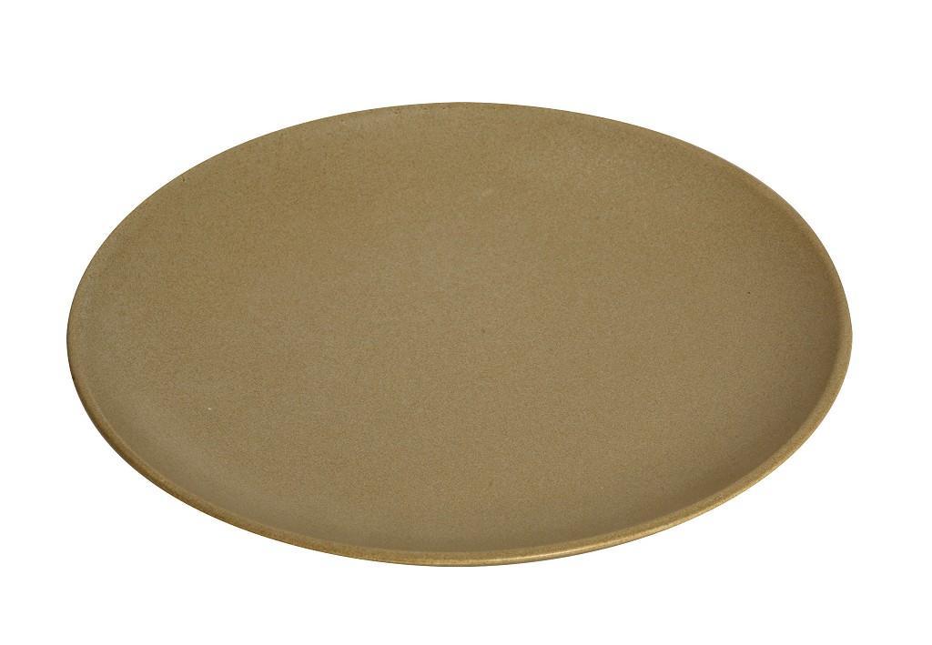 Πιάτο Ρηχό Πορσελάνης Terra Matt Sand ESPIEL 26,5εκ. TLL101K6 (Υλικό: Πορσελάνη, Χρώμα: Μπεζ) – ESPIEL – TLL101K6
