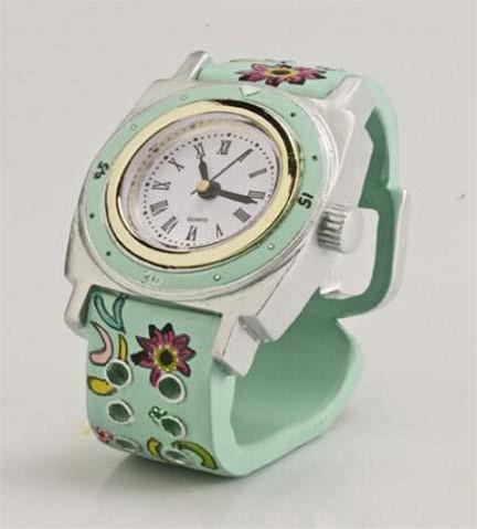 Ρολόι Επιτραπέζιο ESPIEL 9x7x10εκ. SP5859-03 - ESPIEL - SP5859-03 διακοσμηση κουζίνα ρολόγια