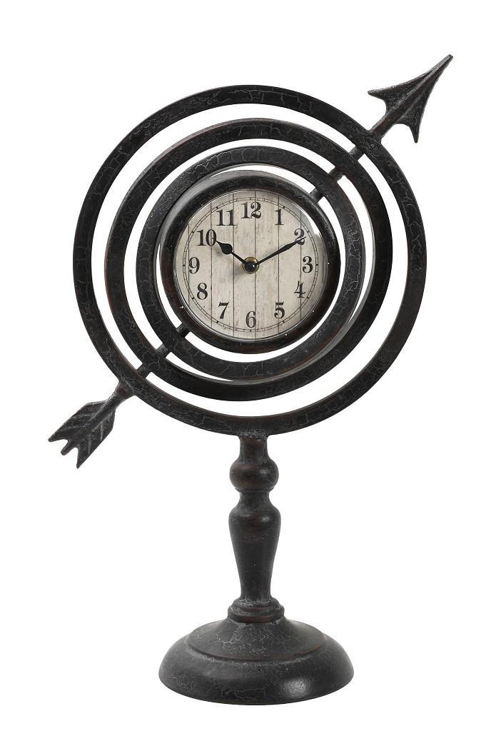 Ρολόι Επιτραπέζιο Αντικέ ESPIEL 35x16x48εκ. GAD131 – ESPIEL – GAD131
