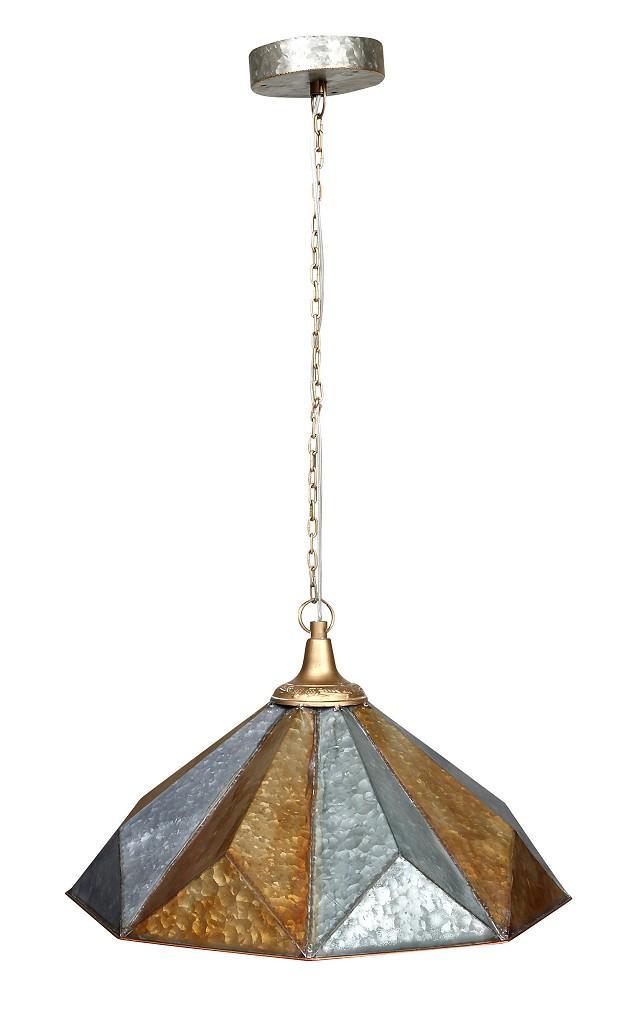 Φωτιστικό Οροφής Δ58x100εκ. ESPIEL VIN304 (Υλικό: Μεταλλικό) - ESPIEL - VIN304