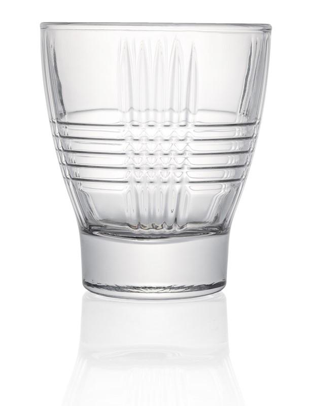 Ποτήρι Ουίσκι Σετ 6τμχ ESPIEL Tavola Crystal 270ml STE75602J - ESPIEL - STE75602 κουζινα ποτήρια