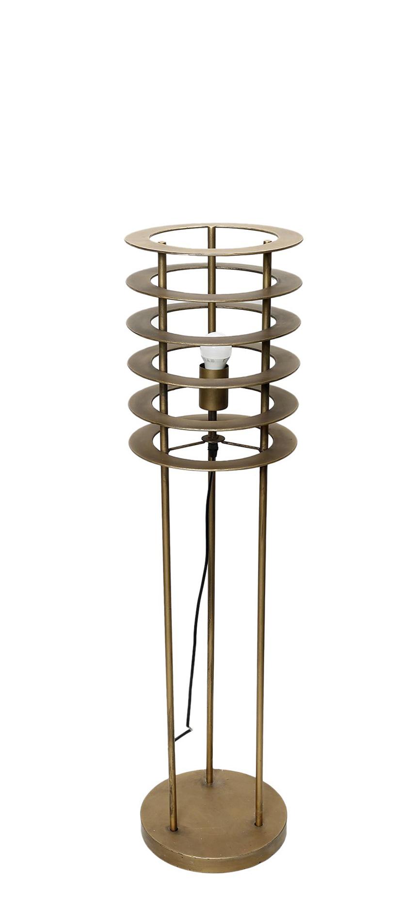 Φωτιστικό Επιτραπέζιο Μεταλλικό Δ21x55εκ. ESPIEL FUT333 (Υλικό: Μεταλλικό) - ESPIEL - FUT333