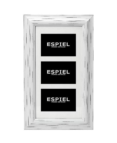 Κορνίζα Τοίχου 3 Θέσεων ESPIEL 28,5×1,5×48,5εκ. ECO347 – ESPIEL – ECO347