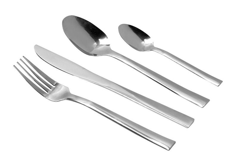 Μαχαιροπήρουνα Σετ 24τμχ 18/0 ESPIEL XER101 - ESPIEL - XER101 κουζινα μαχαιροπήρουνα