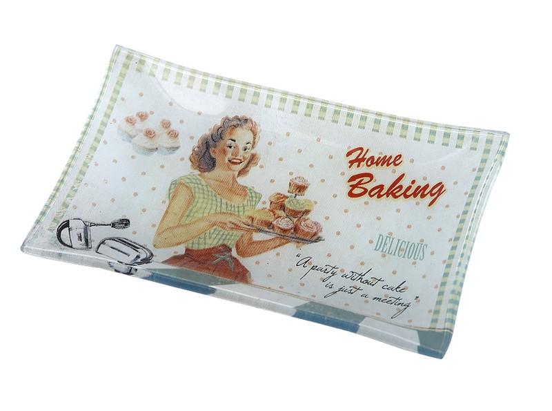 """Πιάτο Σετ 6τμχ """"Home Baking"""" ESPIEL 16x10x1,5εκ. INT8513 - ESPIEL - INT8513 κουζινα πιάτα   σερβίτσια"""
