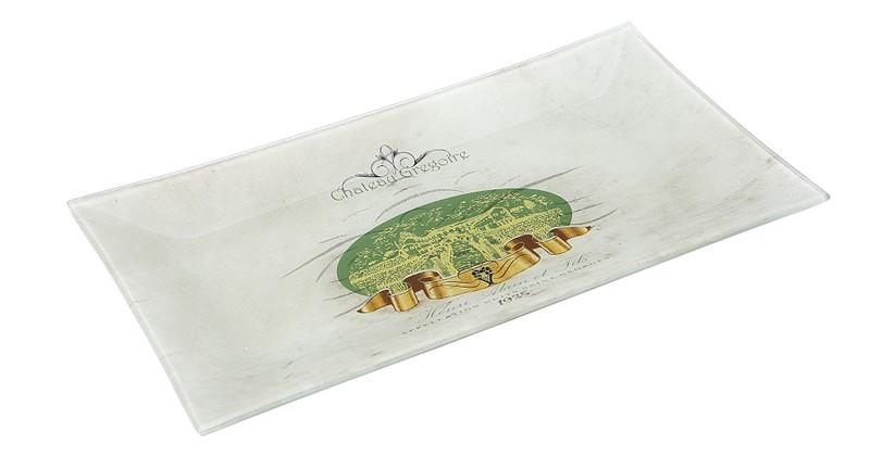 Πιάτο Σετ 6τμχ «Chateau Gregoir» ESPIEL 16x10x1,5εκ. INT8518 – ESPIEL – INT8518