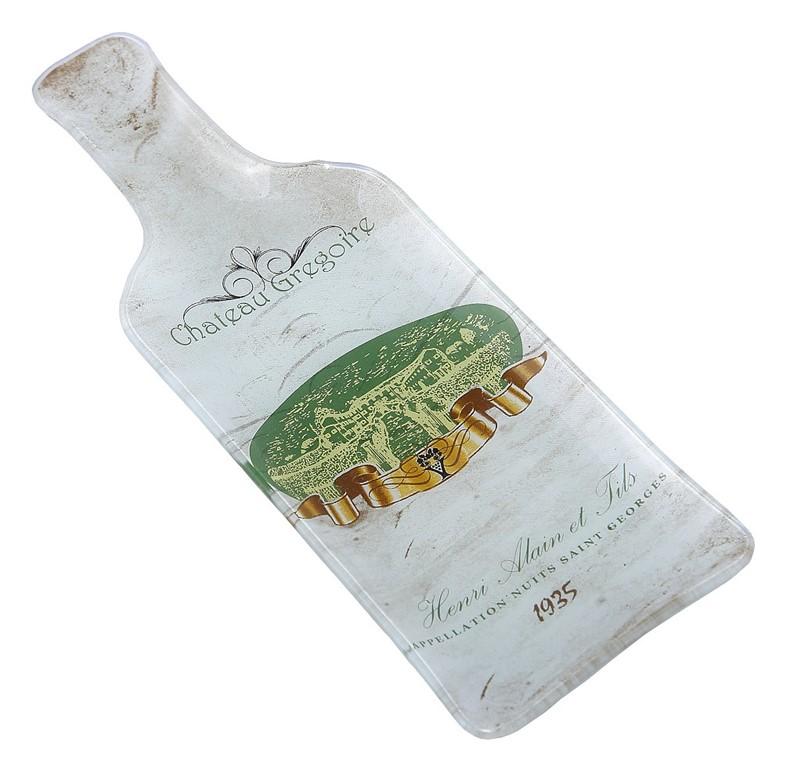 """Πιατέλα Σερβιρίσματος Σετ 6τμχ """"Μπουκάλι"""" ESPIEL 26,5x9,5x1,5εκ. INT8521 - ESPIE κουζινα είδη σερβιρίσματος"""
