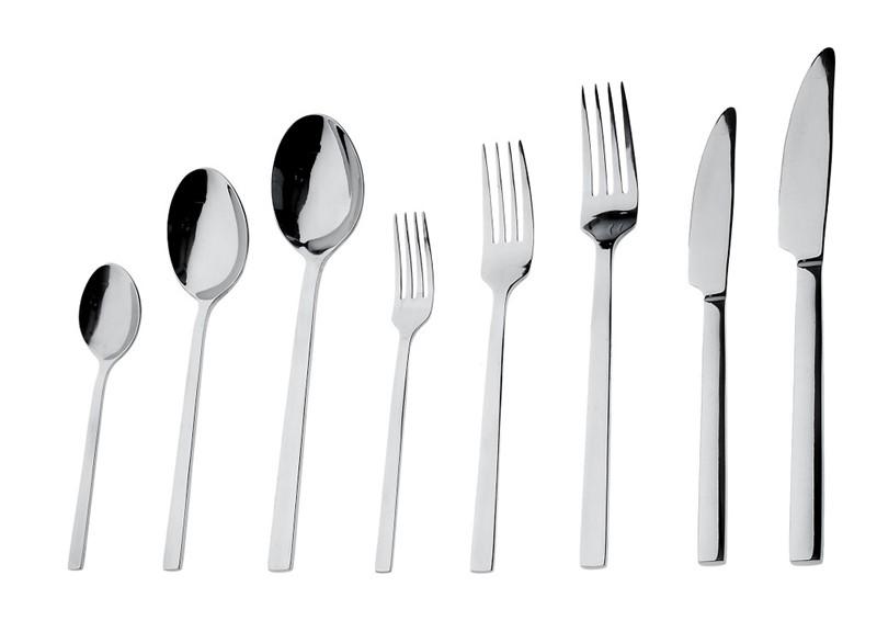 Κουτάλι Φαγητού Ανοξείδωτο 18/0 Divine ESPIEL 20,7εκ. CUS203K12 (Υλικό: Ανοξείδωτο, Χρώμα: Ασημί ) – ESPIEL – CUS203K12