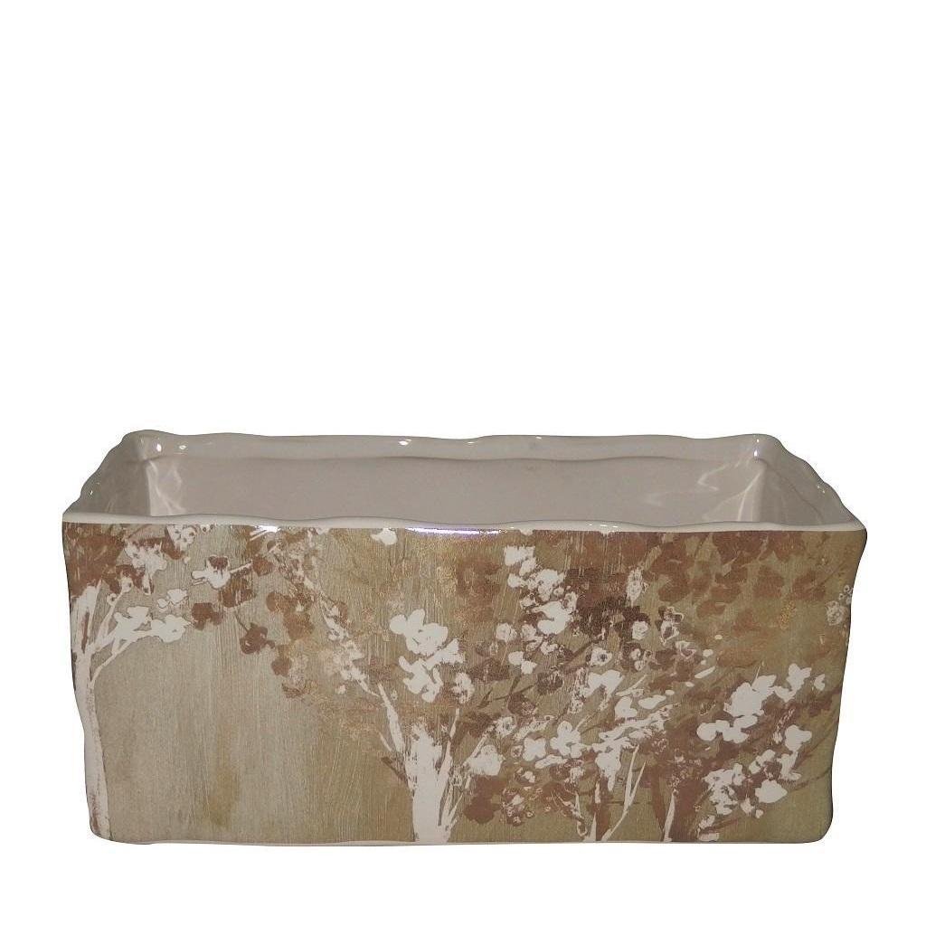 Διακοσμητικό Μπωλ Κεραμικό Autumn ESPIEL 26×12,5×11,5εκ. ARA103 (Υλικό: Κεραμικό) – ESPIEL – ARA103