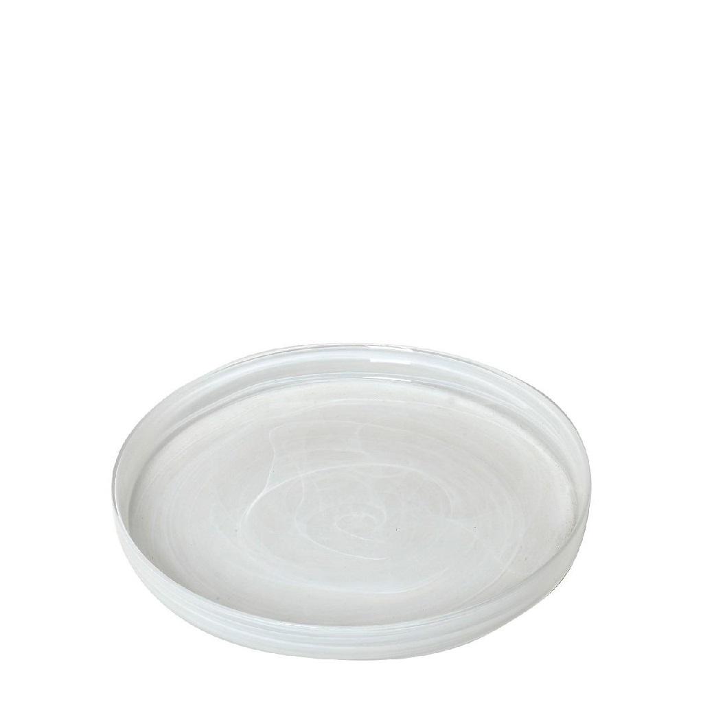 Πιάτο Atlas ESPIEL 21x2,5εκ. HOR1621K6 (Χρώμα: Λευκό) - ESPIEL - HOR1621K6