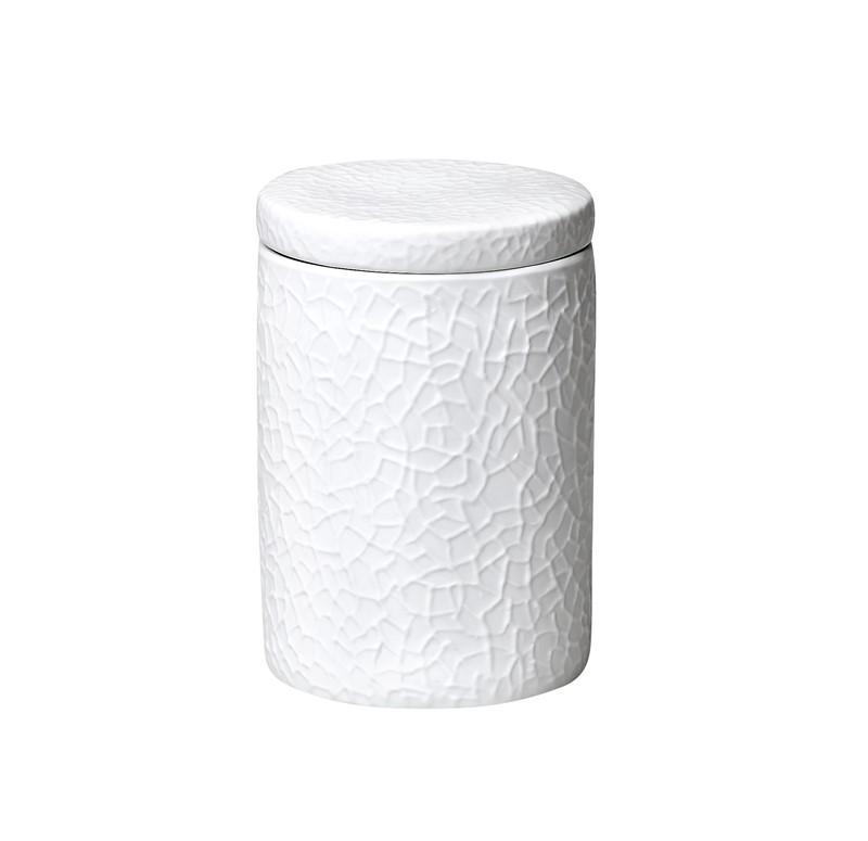 Δοχείο Προσελάνης «Τσαλακωμένο» ESPIEL 11×16εκ. WEM707 – ESPIEL – WEM707