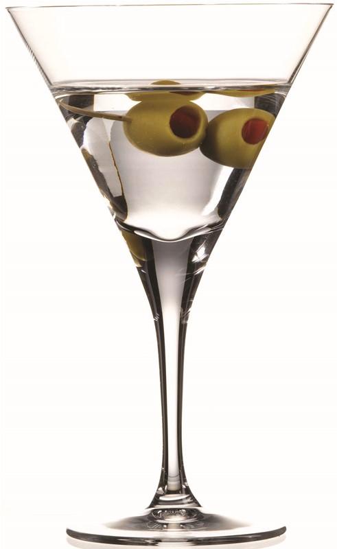 Ποτήρι Σετ 6τμχ Martini Primeur NUDE 250ml NU67008-6 – NUDE – NU67008-6
