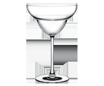 Ποτήρι Σετ 6τμχ Margarita Vintage NUDE 400ml NU66120-6 - NUDE - NU66120-6