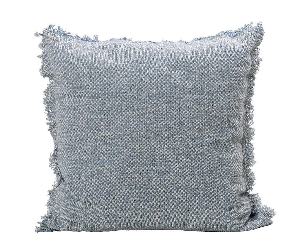Διακοσμητικό Μαξιλάρι Βαμβάκι-Polyester ESPIEL 40×40εκ. NEN204 (Χρώμα: Μπλε) – ESPIEL – NEN204