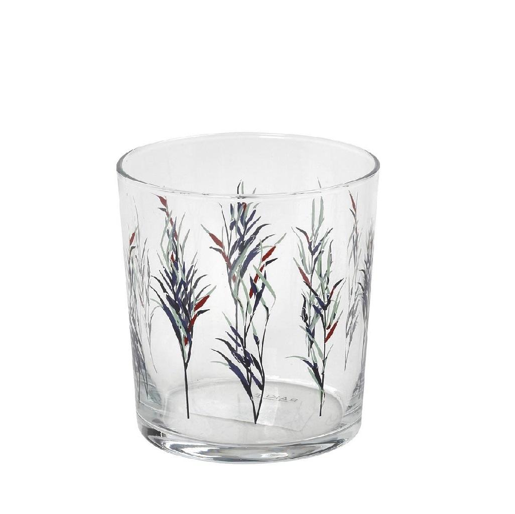 Ποτήρι Νερού Με Σχέδιο Botanic ESPIEL 380ml RAB501K6 – ESPIEL – RAB501K6