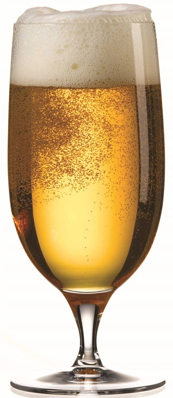 Ποτήρι Σετ 6τμχ Primeur Beer NUDE 380ml NU67006-6 - NUDE - NU67006-6 κουζινα ποτήρια