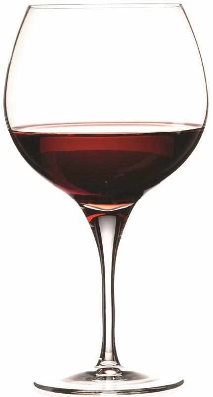 Ποτήρι Σετ 6τμχ Κρασιού Primeur Bourgogne NUDE 580ml NU67005-6 – NUDE – NU67005-6