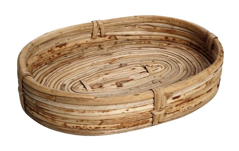 Ψωμιέρα Ξύλινη ESPIEL 22x14x4εκ. KAG144 (Υλικό: Ξύλο) – ESPIEL – KAG144