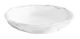 Μπωλ Σερβιρίσματος Πορσελάνης Volcano White Snow ESPIEL 15x4,3εκ. QAA106K6 (Υλικό: Πορσελάνη, Χρώμα: Λευκό) - ESPIEL - QAA106K6