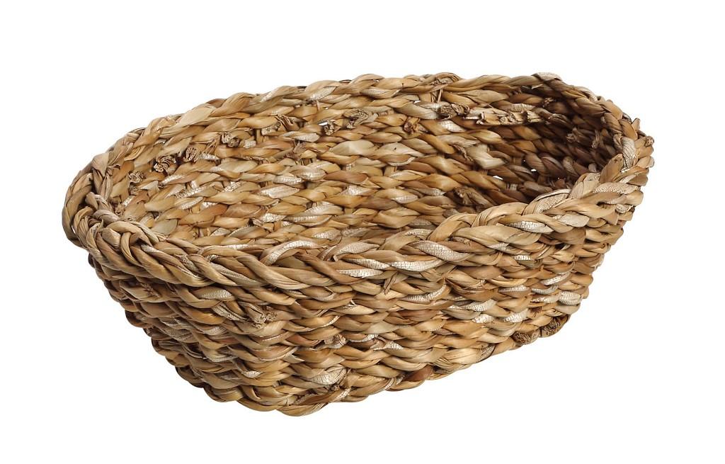 Ψωμιέρα Ψάθινη Οβάλ ESPIEL 28x22x10εκ. KAG109 (Υλικό: Ψάθινο) – ESPIEL – KAG109