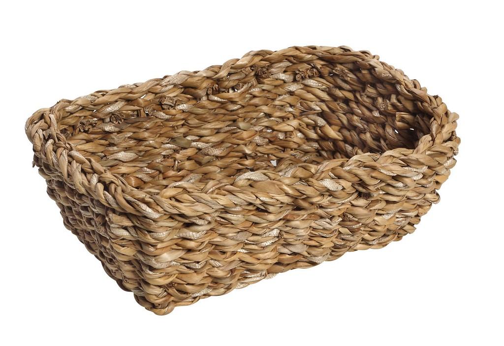 Ψωμιέρα Ψάθινη ESPIEL 20x16x6εκ. KAG108 – ESPIEL – KAG108