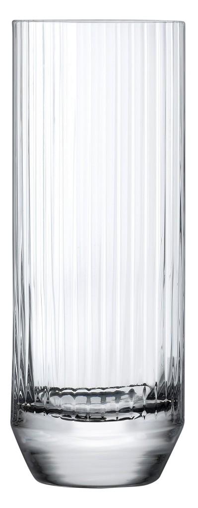 Ποτήρι Σετ 6τμχ Νερού Big Top NUDE 340ml NU64152-6 - NUDE - NU64152-6 κουζινα ποτήρια