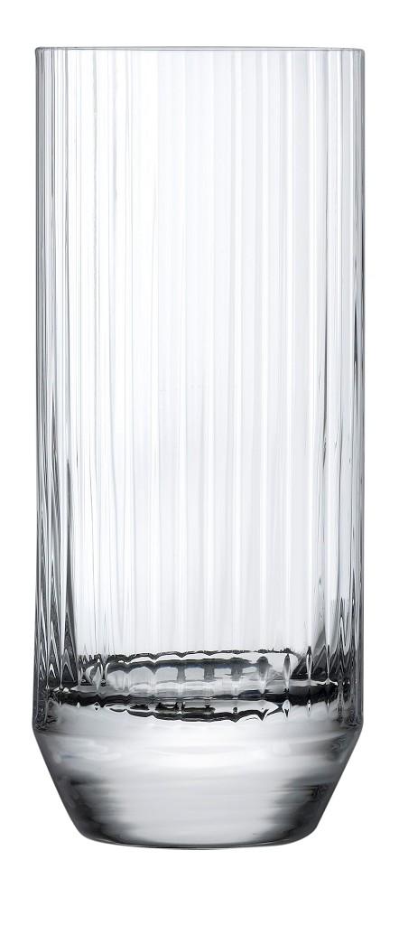 Ποτήρι Σετ 6τμχ Νερού Big Top High Ball NUDE 300ml NU64132-6 - NUDE - NU64132-6 κουζινα ποτήρια