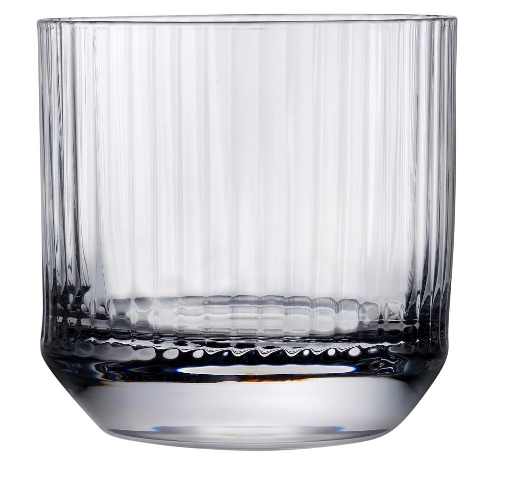 Ποτήρι Σετ 6τμχ Ουίσκι Big Top NUDE 270ml NU64122-6 - NUDE - NU64122-6 κουζινα ποτήρια
