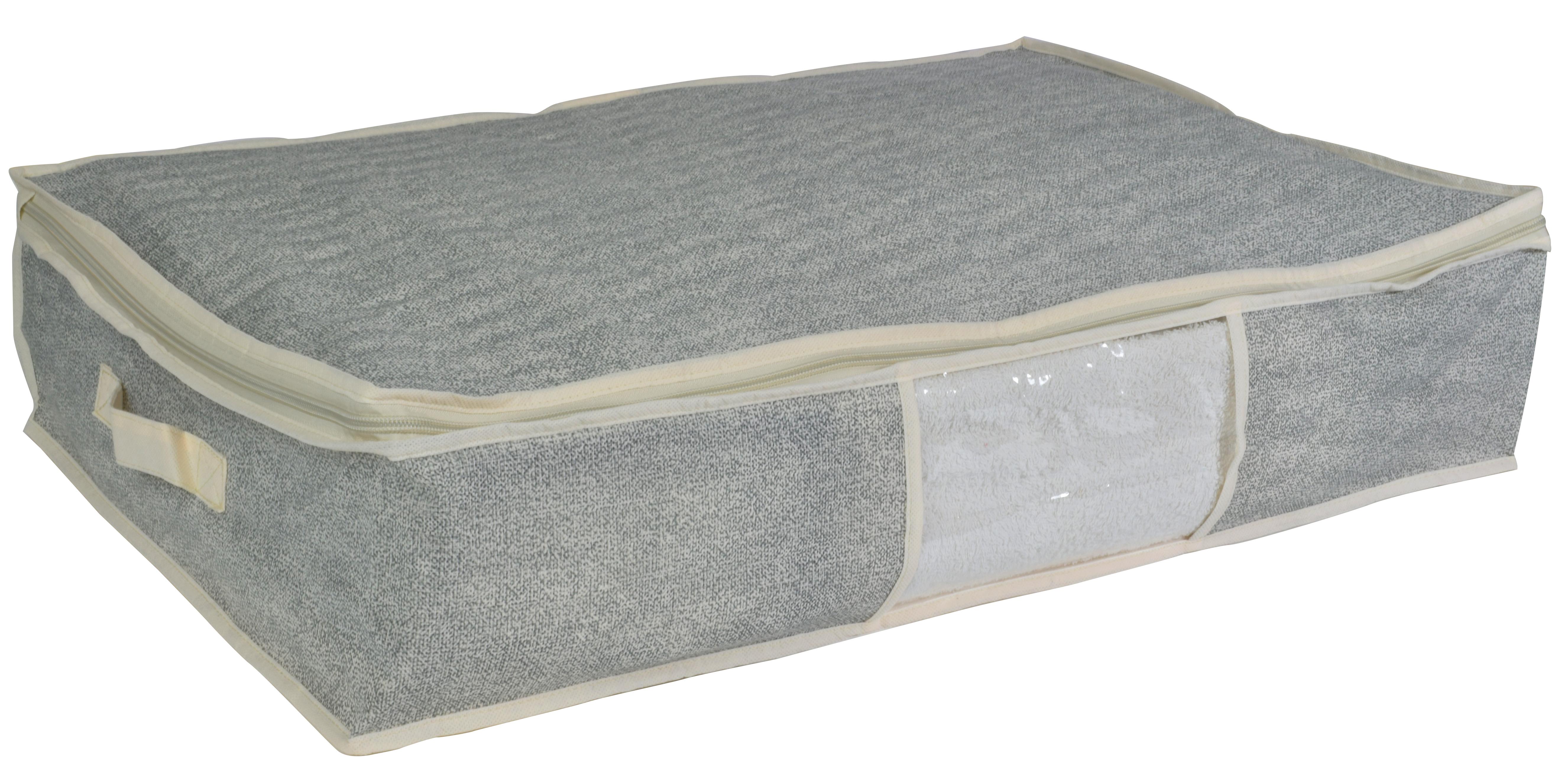 Θήκη Αποθήκευσης «Linen» Estia 70x45x15εκ. 03-5924 – estia – 03-5924