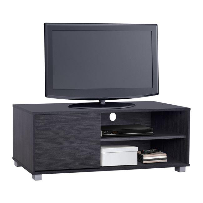 Έπιπλο Τηλεόρασης Μελαμίνης Zebrano 120x40x41εκ. Freebox FB92340.02 (Υλικό: Μελαμίνη, Χρώμα: Zebrano) – Freebox – FB92340.02