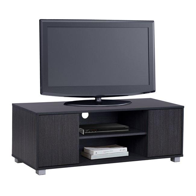 Έπιπλο Τηλεόρασης Μελαμίνης Zebrano 120x40x41εκ. Freebox FB92341.02 (Υλικό: Μελαμίνη, Χρώμα: Zebrano) – Freebox – FB92341.02