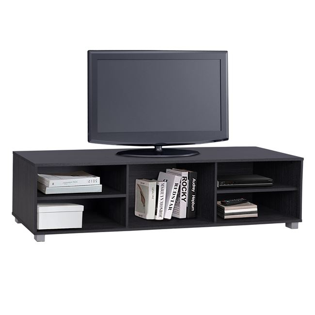 Έπιπλο Τηλεόρασης Μελαμίνης Zebrano 180x40x41εκ. Freebox FB92342.02 (Υλικό: Μελαμίνη, Χρώμα: Zebrano) – Freebox – FB92342.02