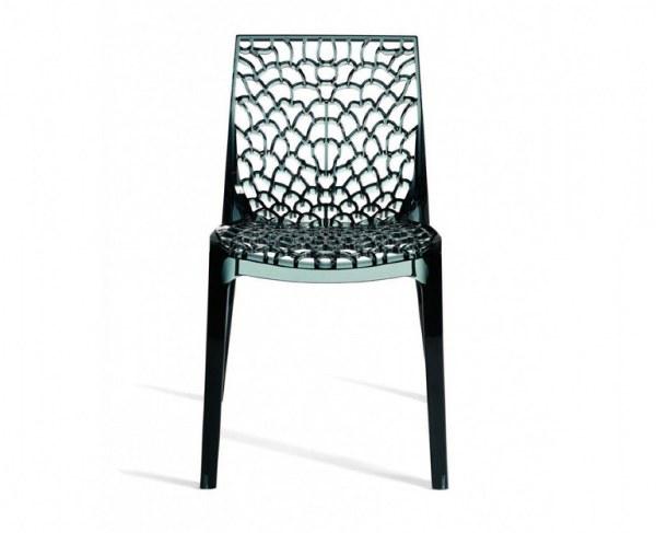 Καρέκλα Plexi Glass Gruvyer PL Anthracite - OEM - 13-gruvyer-pl-anthracite