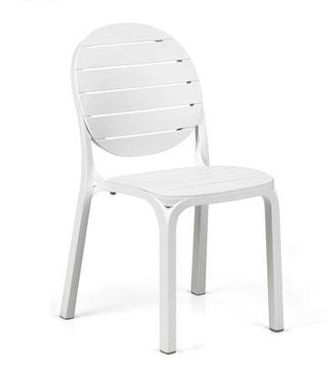 Καρέκλα Εξωτερικού Χώρου Erica White - OEM - 13-erica-white