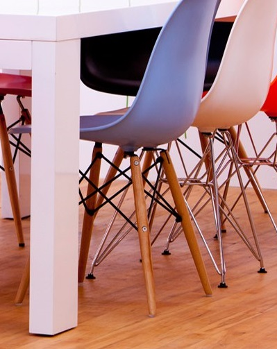 Καρέκλα SPRING WOOD γαλάζια – OEM – 1-SPRING-WOOD/PC_galazio