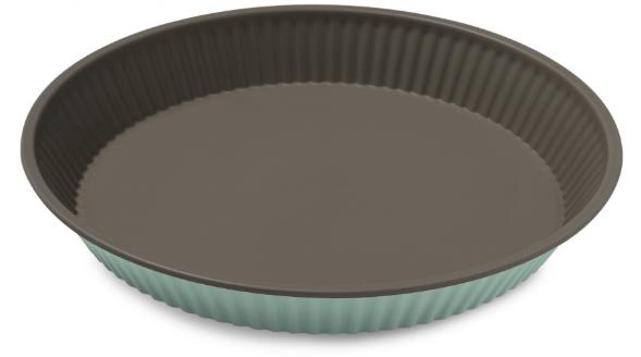 Φόρμα Τάρτας Αντικολλητική Χάλυβα 28×4εκ. Colors PAL 050.000380-Mint (Υλικό: Χάλυβας ) – PAL – 050.000380-mint