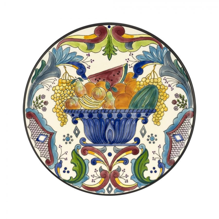 Διακοσμητικό Πιάτο Κεραμικό WM Collection Δ32εκ. NVenecia/E (Υλικό: Κεραμικό) – WM COLLECTION – NVenecia/E