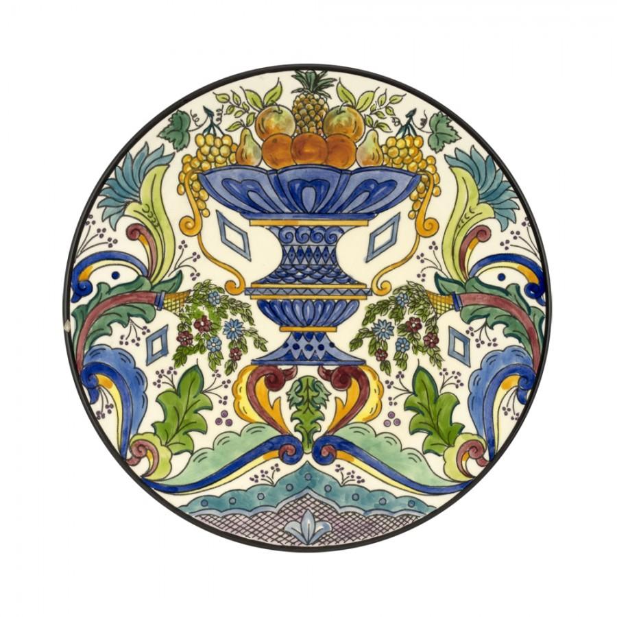 Διακοσμητικό Πιάτο Κεραμικό WM Collection Δ32εκ. NVenecia/D (Υλικό: Κεραμικό) – WM COLLECTION – NVenecia/D